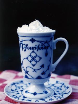 Pharisäer Kaffeetasse